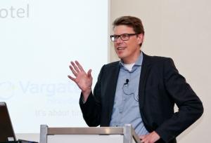 Prof Klaus Dugi, Medical Director, Boehringer Ingelheim UK and Ireland